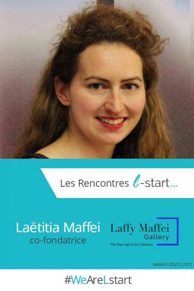 rencontre L-start Laetitia Maffei