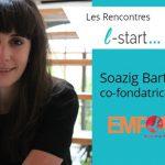 Rencontre avec Soazig Barthelemy, co-fondatrice de Empow'her.