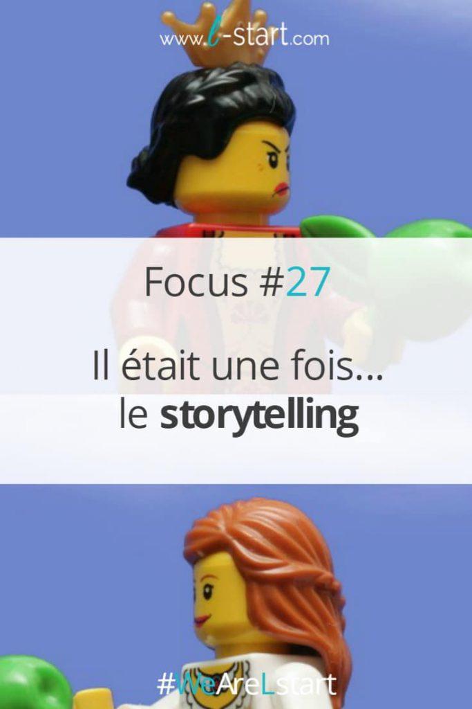Il était une fois… le storytelling by L-start