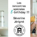 Rencontre spéciale L-birthday, avec Séverine Jérigné, créatrice de Galipoli.fr