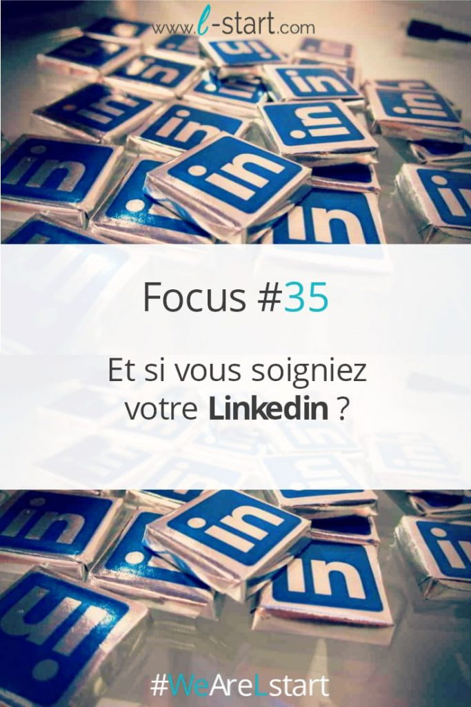 Soigner son profil Linkedin by L-start Pinterest