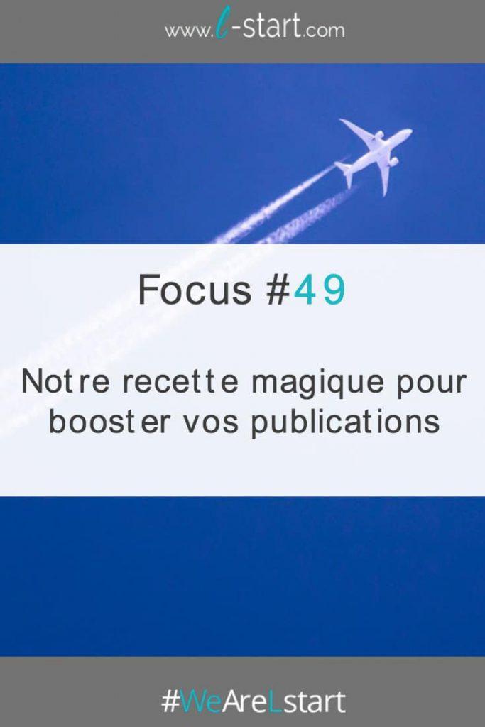 Notre recette magique pour booster vos publications facebook par L-start