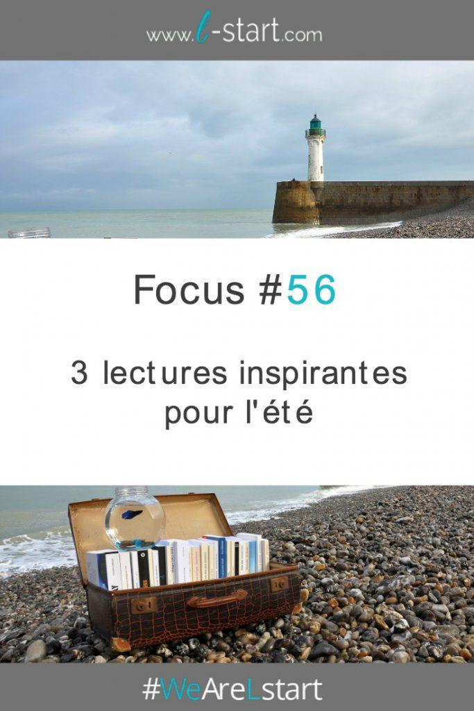 3 lectures inspirantes de l'ete par L-start