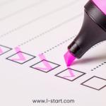 La checklist pour lancer son business