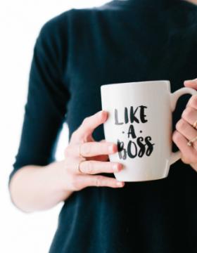 Nos 5 raisons pour devenir ton propre boss et te lancer !