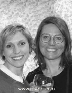 Rencontre vitaminée avec Hélène et Carole, fondatrices de Bulles et Grenadine
