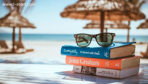 Nos 5 lectures de l'été à te recommander !