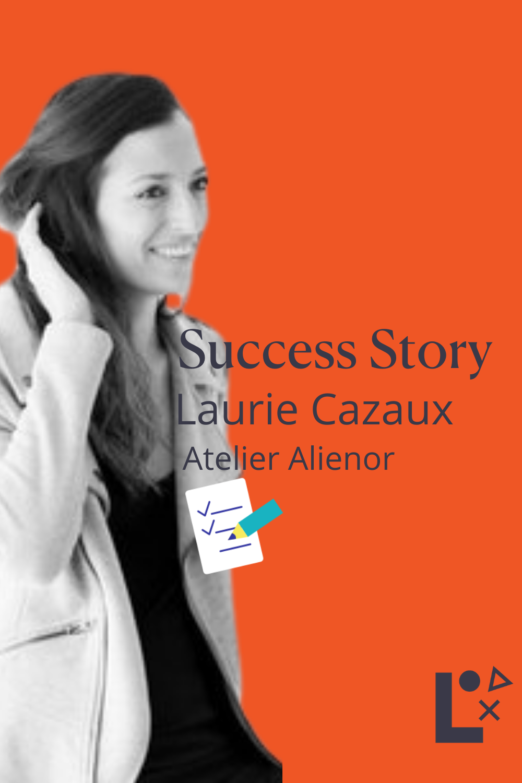 L-start Focus #150 - success story Laurie